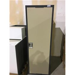 "Metal single doorLocker 24""x72"""