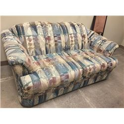Multi Color Love Seat