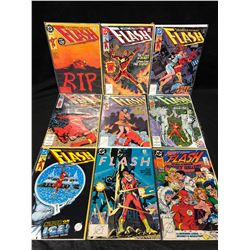 FLASH COMIC BOOK LOT (DC COMICS)