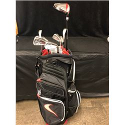 NIKE VR PRO GOLF CLUB SET W/ BAG