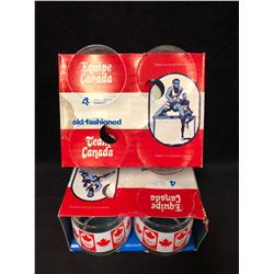 COLLECTIBLE 1976 TEAM CANADA OLYMPIC CUPS SETS