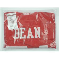 'Fred Dean' NFL Jersey Signed and Embroidered. JSA