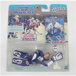 Curtis Joseph (2000-2001) Starting Lineup with Car