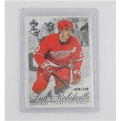 'Luc Robitaille' Private Stock Card, LE 58/108 'De