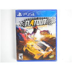 PS4 Flatout Game