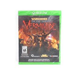 Xbox One Vermintide Game