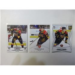 3 Connor McDavid Erie Otters pre-Rookie Cards