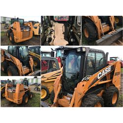 2011 CASE SR 200 SKIDSTEER WITH BUCKET