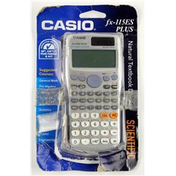Casio fx-115ES Plus Scientific Calculator.