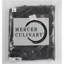 Mercer, Culinary Chef Jacket Unisex - Black Size 8