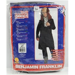 Benjamin Franklin Costume - Large