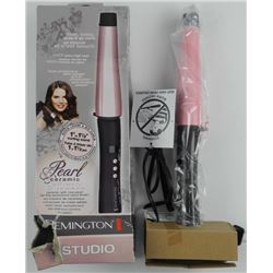 Remington Pearl Ceramic Curler