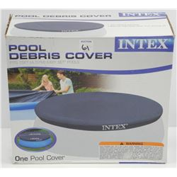 Intex Pool Cover Fits 15 Foot