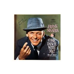 Frank Sinatra Signed One Dance With Me Album
