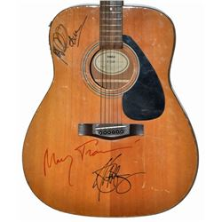 Peter, Paul and Mary  Signed Guitar