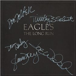 The Eagles The Long Run Album