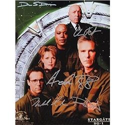Stargate SG-1 Signed Photo