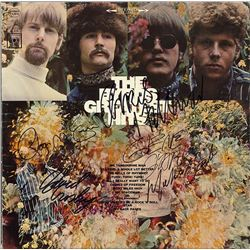 The Byrds Signed Byrds Greatest Hits Album
