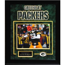 Aaron Rodgers Signed Artist Series