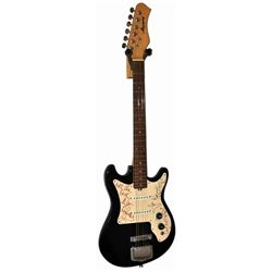 Blues Brothers Signed Guitar