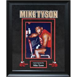 Mike Tyson Signed Artist Series