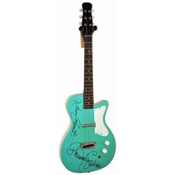 The Carpenters Signed Guitar