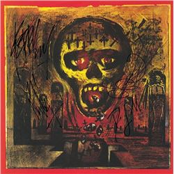 "Slayer ""Seasons in the Abyss"" Album"