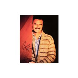 Burt Reynolds Signed Photo