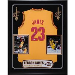 LeBron James Signed Caveliers Jersey
