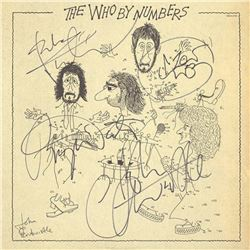 The Who Signed By Numbers Album