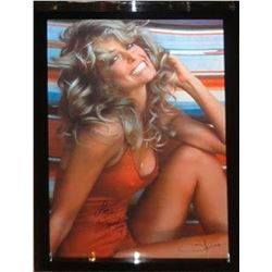 Farrah Fawcett Signed Photo