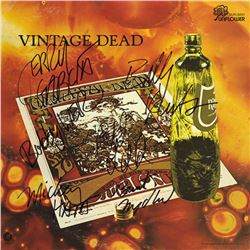 The Grateful Dead Signed Vintage Dead Album