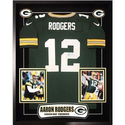Aaron Rodgers Signed Packers Jersey