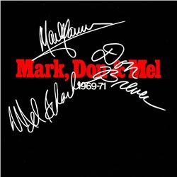 Grand Funk Railroad Signed Mark Don and Mel 69-71 Album