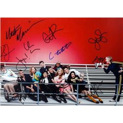 Glee Signed Photo