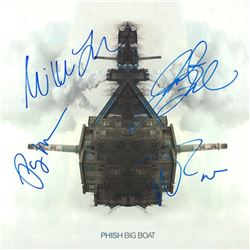 Phish Signed Big Boat Album