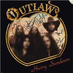 "Outlaws ""Hurry Sundown"" Album"