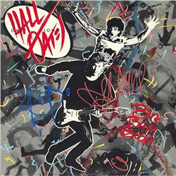 Hall and Oates Signed Big Bam Boom Album