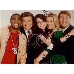 30 Rock Signed Photo