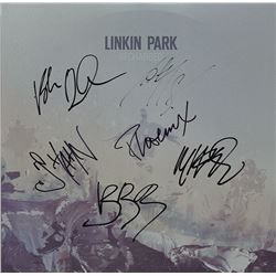 Linkin Park Signed Recharged Album