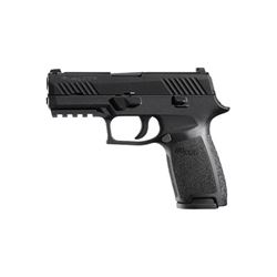 "SIG P320CARRY 9MM 3.9"" 10RD BLK NS"