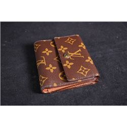 A brand new LV men's wallet