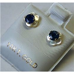 10kt GOLD SAPPHIRE (0.66ct) 2-in-1 MOTHER