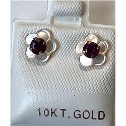 10kt GOLD RUBY (0.65ct) 2-in-1 MOTHER