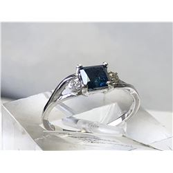 10kt. WHITE GOLD DIAMOND (0.55ct)
