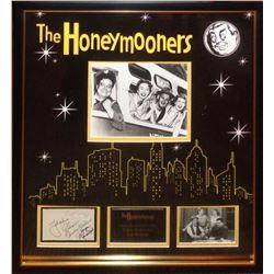 The Honeymooners Autographs By 4