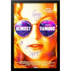 Almost Famous Signed Movie Poster