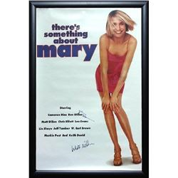 There's Something About Mary - Signed Movie Poster