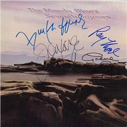 Moody Blues Signed Seventh Sojourn Album