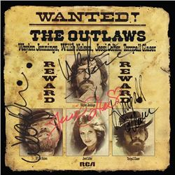 """The Outlaws """"Wanted"""" Album"""